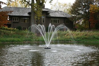 display fountain