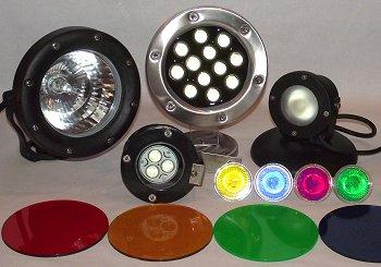 Pond Fountain Light Kits Underwater Lights Kasco Lights